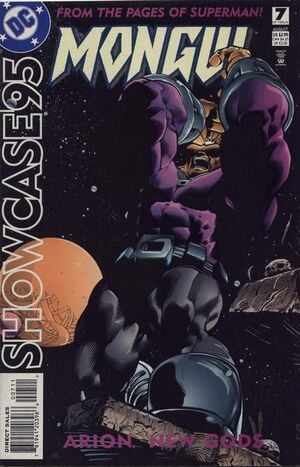 Cover for Showcase '95 #7
