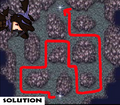 Blue FFVI Walkthrough Narshe Puzzle Solution.png