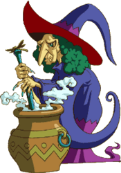 Syrup (Oracle of Ages & Oracle of Seasons)