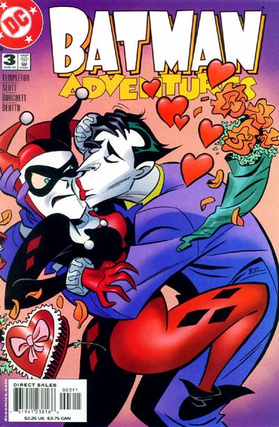 batman adventures vol 2 3 dc comics database