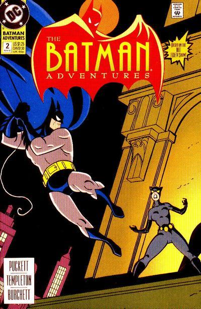 batman adventures vol 1 2 dc comics database. Black Bedroom Furniture Sets. Home Design Ideas