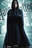 HBP Main Character Banner Severus Snape