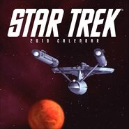 Star Trek Calendar 2010