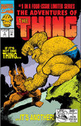 Adventures of the Thing Vol 1 1