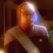 Worf prophet, 2374
