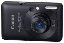 PowerShot SD780 IS front