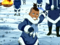 Young Sokka