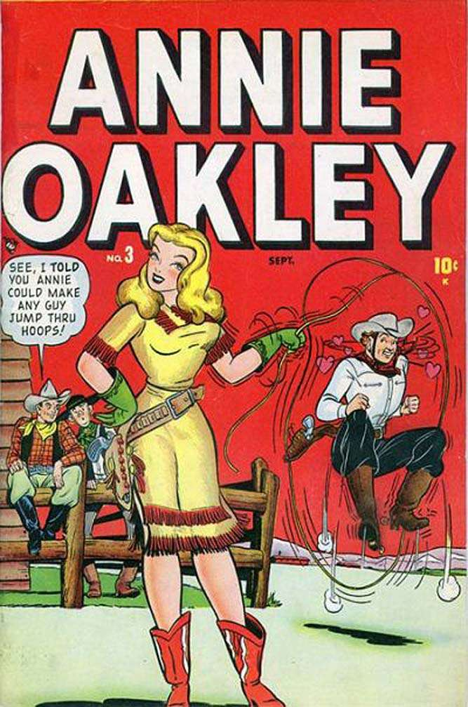 Annie Oakley 3 movie