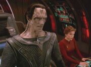 Dukat Kira cargo exercise