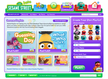 Sesamestreetorg-playlists