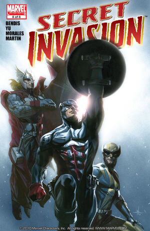 Secret Invasion Vol 1 8