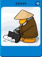 Club Penguin Charaters 137px-Sensei_card