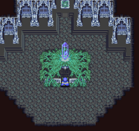 Final Fantasy V death crystal