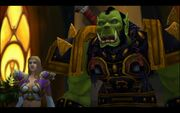 Thrall Jaina Ulduar Trailer