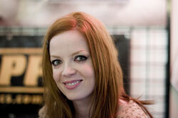 Shirley Manson Golden Apple Comics
