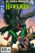 DC Comics Presents Hawkman 1