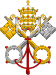 Emblem of the Papacy SE