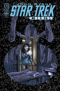 Crew issue 3 cover