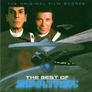 The Best of Star Trek - The Original Film Scores cover