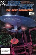 Star Trek - The Next Generation Vol 1 1