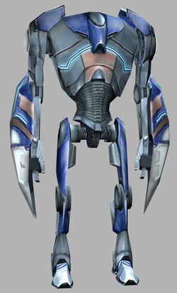 Grapple Droid
