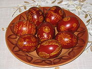 Belarusian Easter Eggs