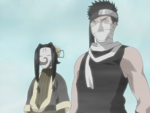 Zabuza And Haku