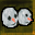 Two Headed Snowman Mask Icon