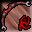 Red Rune Silveran Bow Icon