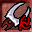 Red Rune Silveran Claw Icon