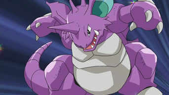 EP597 Nidoking de Paul