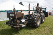 Jewelltrac 120 - Bruff Drainer at Belvoir 09 FFA Expo - IMG 8824