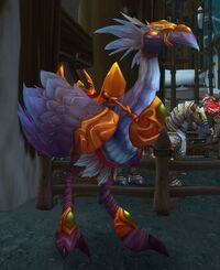 Stabled Silvermoon Hawkstrider