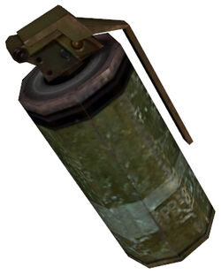 ... при использовании грави-пушки: захватив гранату и рассчитав бросок,