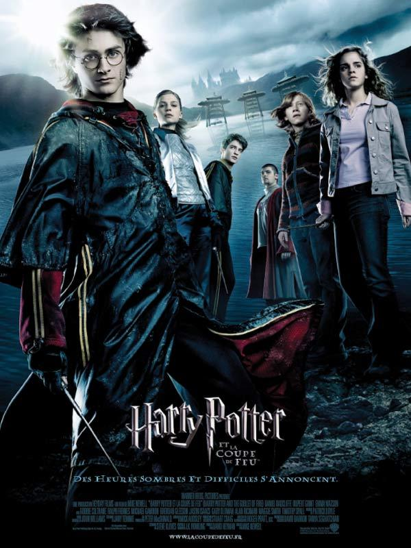 Harry Potter 4 et la coupe de feu en streaming