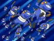 EP551 Croagunk atacando