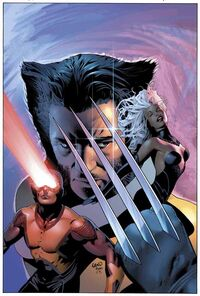 X-Men The End Vol 1 1 Textless