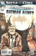 Gotham Gazette Batman Alive Vol 1 1