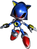 Metal sonic 4