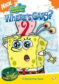 SpongeBob DVD - Where's Gary
