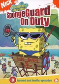SpongeBob DVD - SpongeGuard For Duty