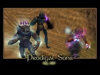 Prodigal Sons Splash Screen