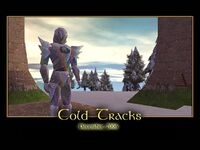 Cold Tracks Splash Screen