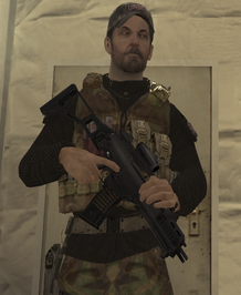 Gaz with his signature G36C