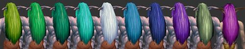 NightElf Haircolors