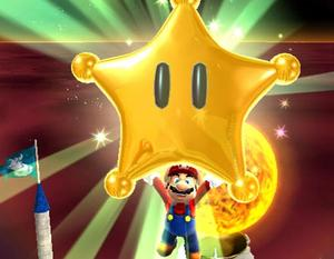 red mario galaxy stars - photo #43