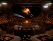 Dukat's Bird-of-Prey bridge (aft)