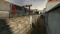 HalfLife2 City17 Railway&amp;Canal