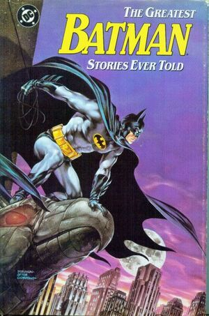 Cover for Batman (Collections) #nn