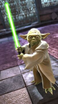 Yoda soulcaliber4